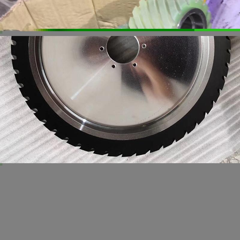 电动铝芯橡胶轮工厂_鑫旺鑫_255mm_铝芯_从动_抛光机