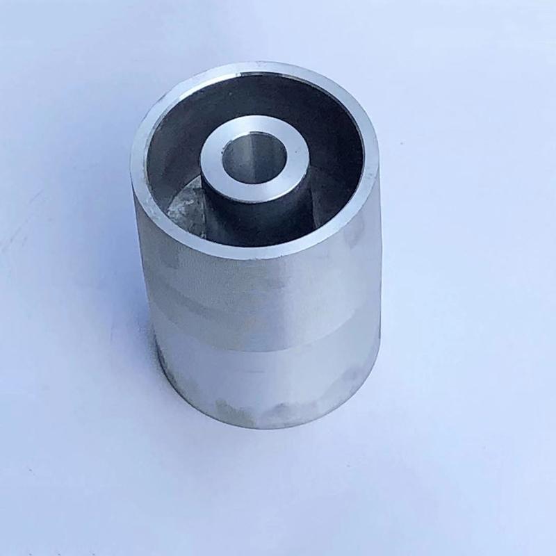 150*75铝芯轮工厂定做_鑫旺鑫_黑胶_转动_250*150