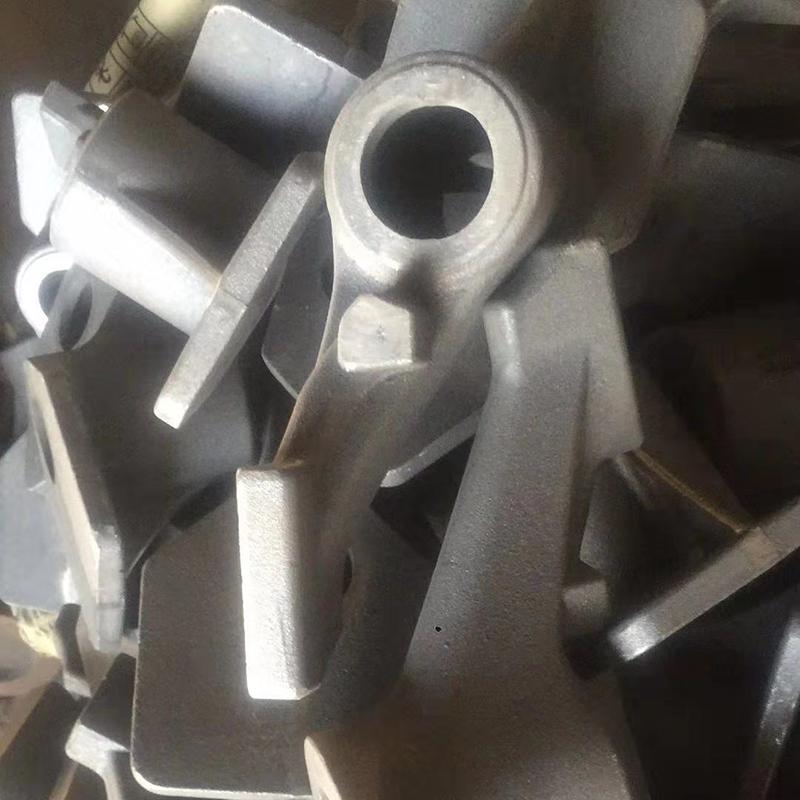 翻砂生铁铸铝件配件品牌_鑫旺鑫_铝芯滚轴用_PU轮_砂带机