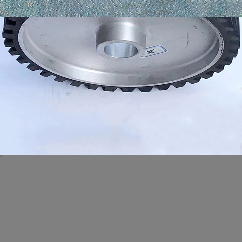 鑫旺鑫_150*150鋁芯橡膠輪生產廠家_300*100_從動