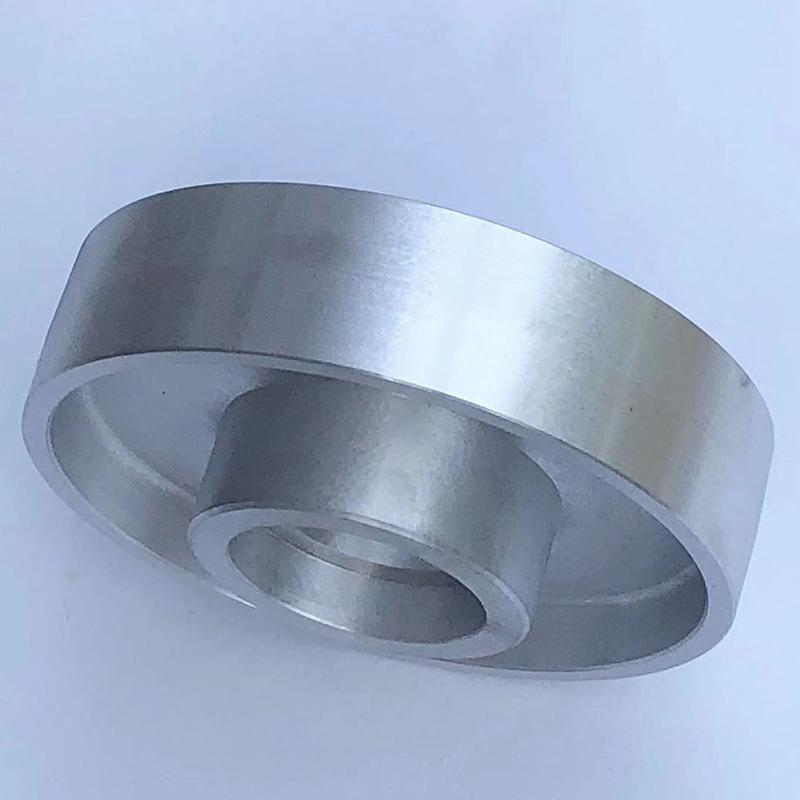 離芯全鋁輪生產廠家_鑫旺鑫_橡膠_離芯_從動_255mm_齒印