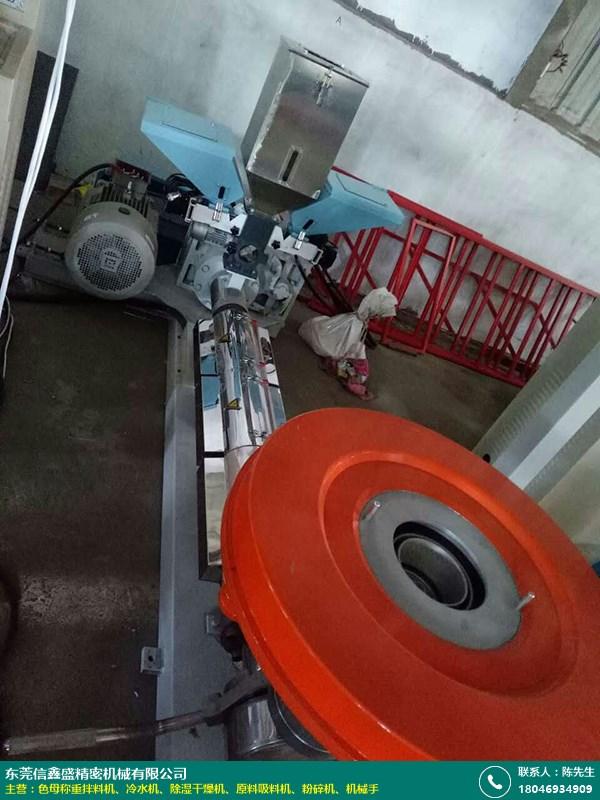 硅膠色母稱重拌料機出口采購信息網_信鑫盛精密