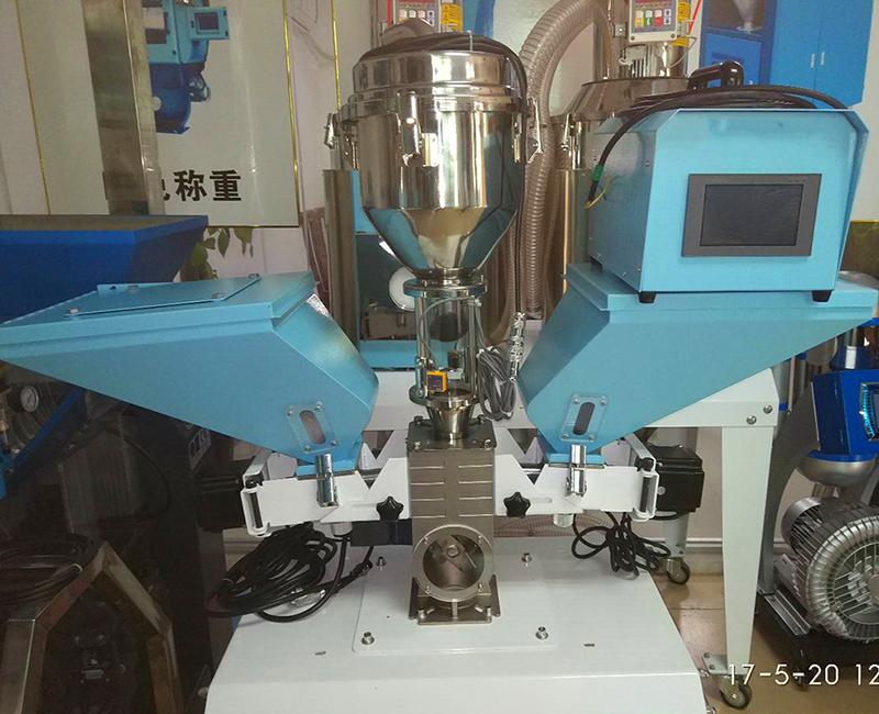 小型色母稱重拌料機使用方法好的采購_信鑫盛精密