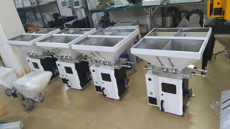 潍坊自动色母称重拌料机采购分类_信鑫盛精密