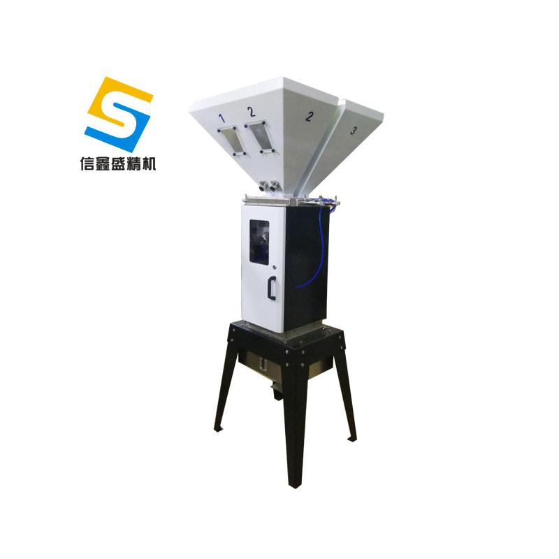 威海計量色母稱重拌料機采購與銷售_信鑫盛精密