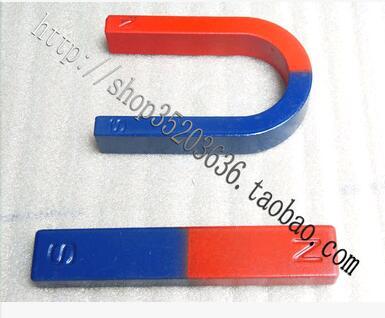 廠家直銷教學磁鐵U形條形文教磁鐵實驗磁鐵