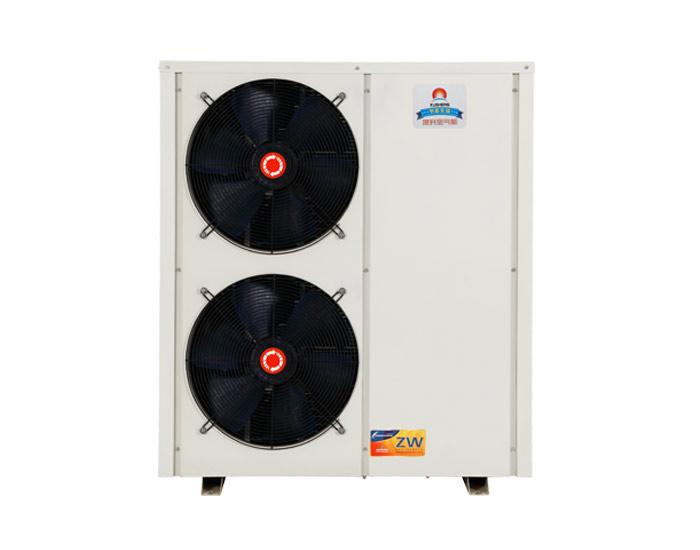 5P侧吹空气能热水机组