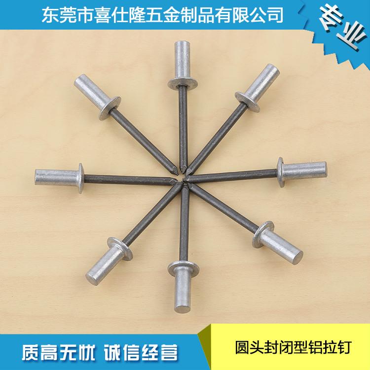 厂家直销沉头铝抽芯铆钉2.4x6 抽芯铆钉 沉头铆钉 不锈钢铆钉