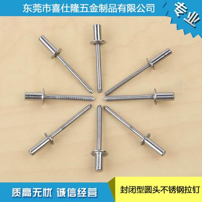 不锈钢封闭式抽芯铆钉