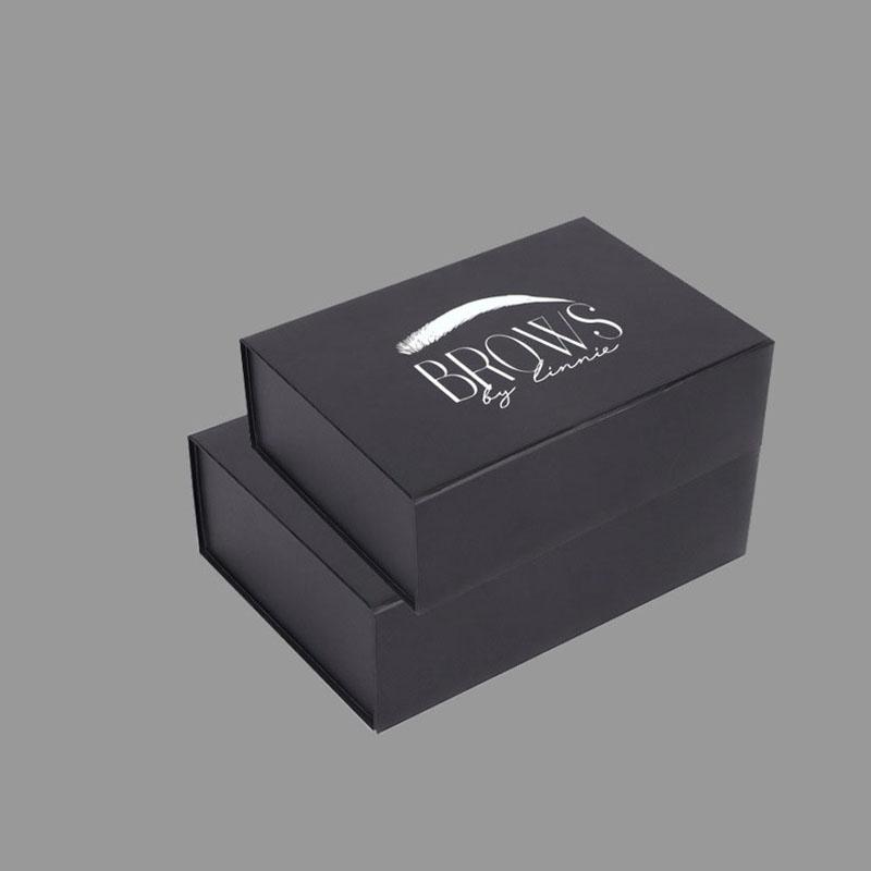 2.5mm礼品包装盒生产企业_轩锐包装_烫银_纸质_过哑胶