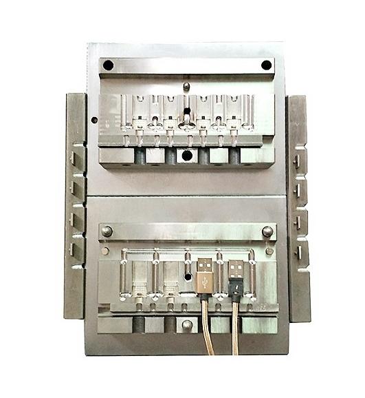 手機USB插頭模具哪個好_旭輝模具_鼠標鍵盤_加濕器_雙頭_音頻