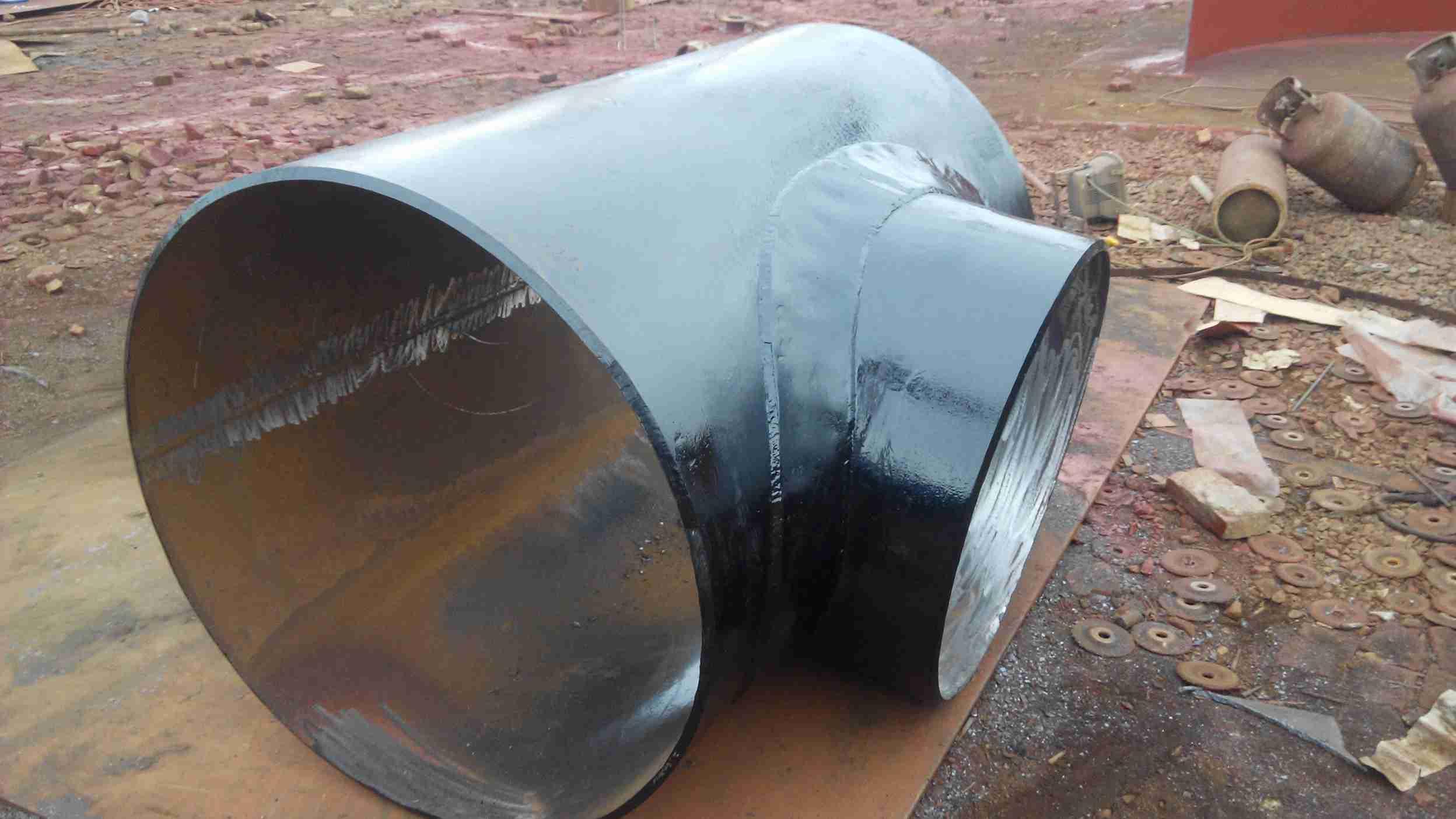 大型對焊三通生產廠家