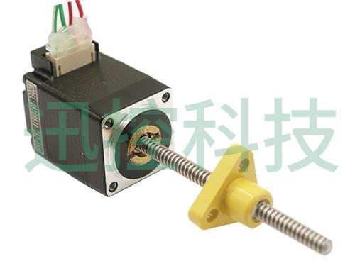 20外驱式梯形(T型)丝杆步进电机系列