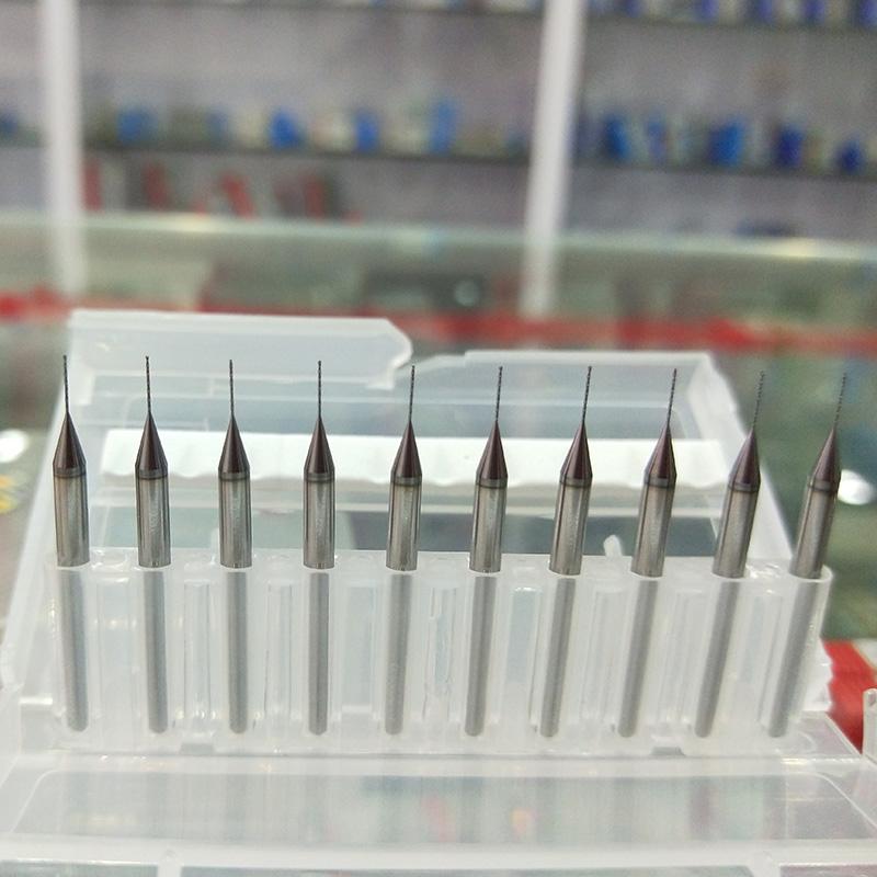旭升切削刀具_塑料PVC專用_不銹鋼QST鎢鋼微鉆頭報價