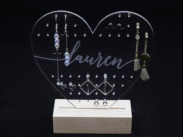 壓馬力珠寶展示架