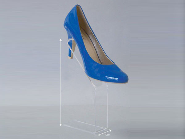 亞克力鞋子展示架