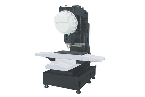 TP-600立式钻孔攻牙中心机