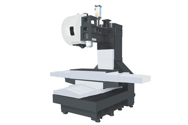 AR-860立式高速加工中心机