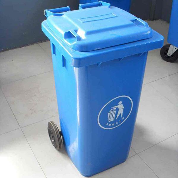 吹塑垃圾桶生产
