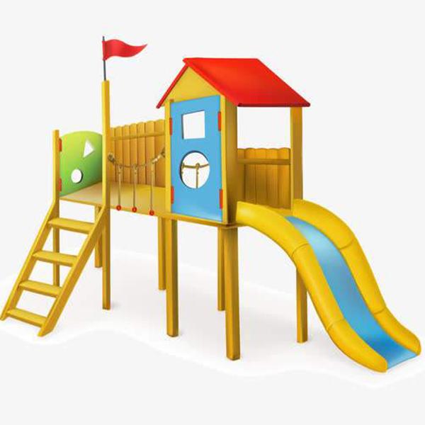 吹塑儿童滑梯