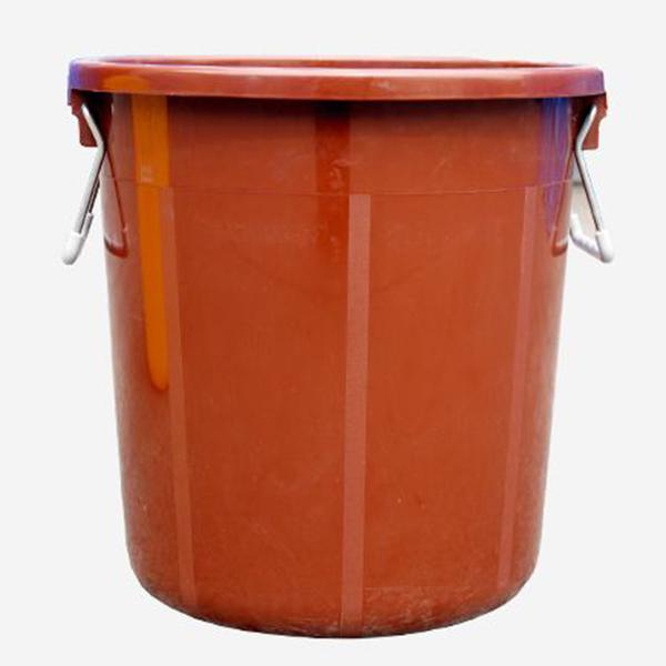 吹塑垃圾桶