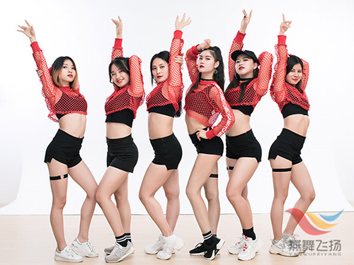 河南專業爵士舞 燕舞飛揚舞蹈 專業