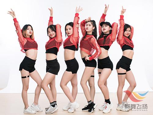 廈門韓舞和爵士舞在哪里 燕舞飛揚舞蹈 專業