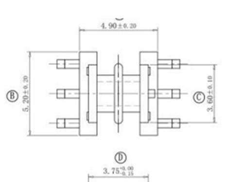 EE5 双槽3-3  SYT-0502