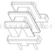 EE10骨架  变压器骨架 电木骨架 加宽骨架 YTX-1022