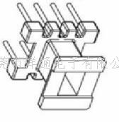 EE10变压器骨架 立式骨架  电木骨架 加宽骨架 YTX-1005