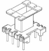 EE10 骨架 电木骨架 变压器骨架 高频骨架 SMD BOBBIN YTX-1001