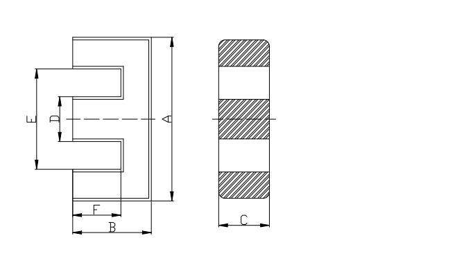 EE14-7變壓器磁芯EE14-7高導磁芯