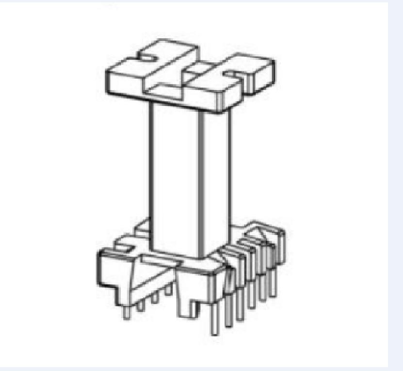 ????EE19高频骨架EEL19电木骨架EEL19电源骨架变压器骨架EEL20高频骨架EEL19立式骨架YTL-1927