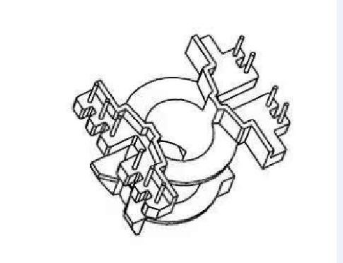 ??PQ2620高頻骨架PQ26電木骨架PQ27電源骨架PQ2720變壓器骨架PQ2620高頻骨架PQ2720骨架YTB-2620-1
