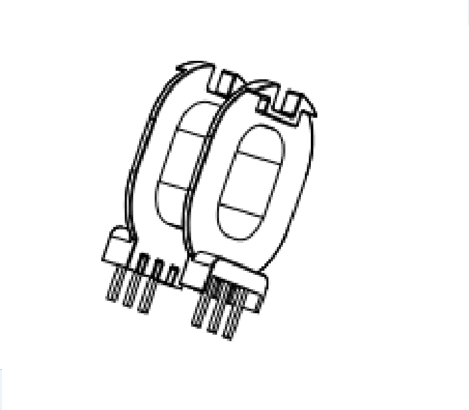 ????????????ATQ17變壓器骨架ATQ17電源骨架ATQ18骨架ATQ17高頻骨架ATQ18通訊骨架  YTD-1703