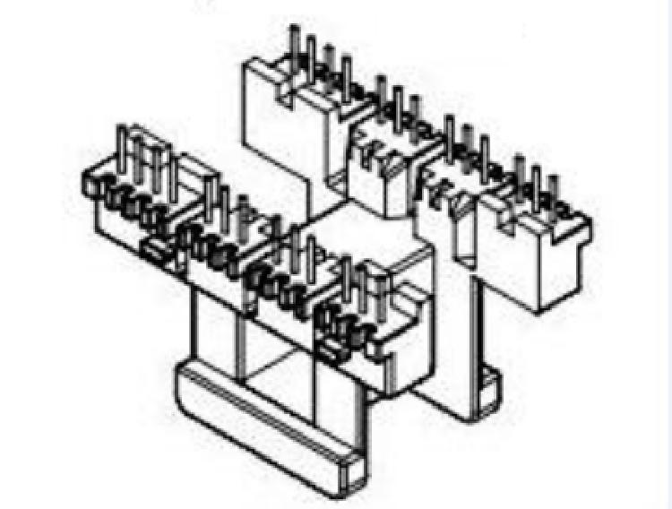 ????EE35變壓器骨架EI35電源骨架EE35骨架EE35高頻骨架EE35通訊骨架EE35  YTL-3506