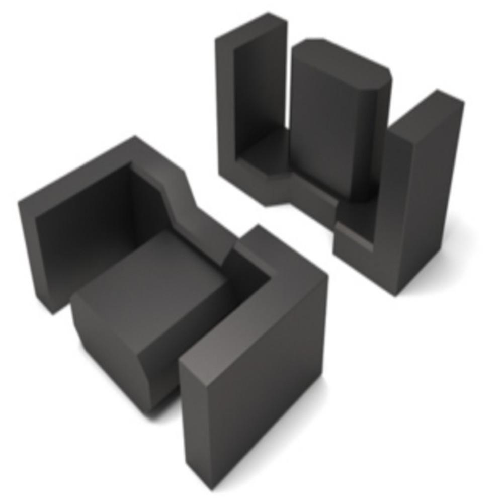 EFD26高頻磁芯EFD25.8變壓器磁芯EFD27鐵氧體磁芯EFD26磁芯 EFD25大窗口變壓器磁芯  YT-44材質 CORE