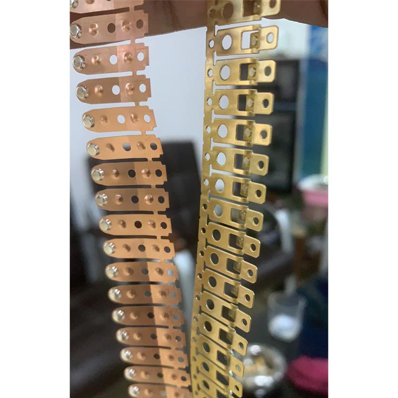 超薄鋁沖壓件生產_銀悍電器_精密_小底鋼板_鋁_緊固_優質