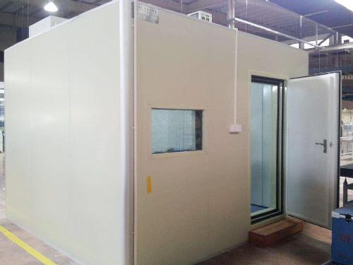 电子屏蔽室设计