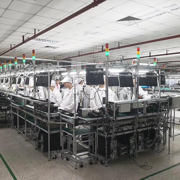 東莞簡易自動化生產