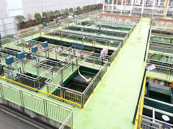 东莞A2O水处理工艺流程
