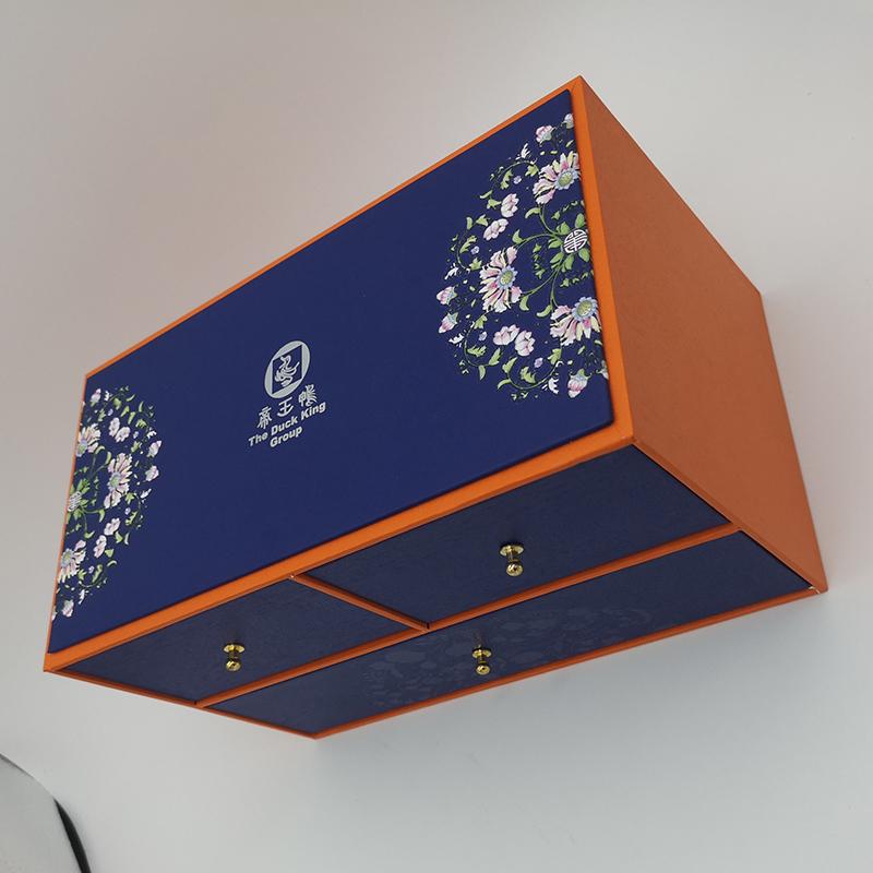 十堰长方形抽屉盒_一加一包装_加固_爆款_精美_小串灯_加厚