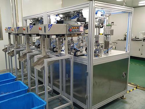 自動_日照輸液器包裝機廠_一捷自動化