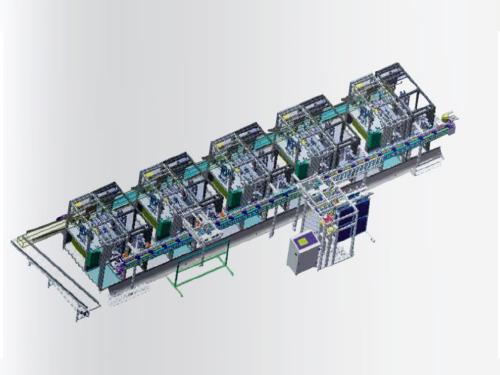 外销型输液器自动包装机