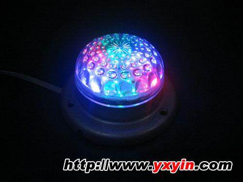 ф110mm七彩LED点光源
