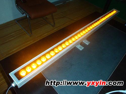 36W LED洗墙灯 黄光
