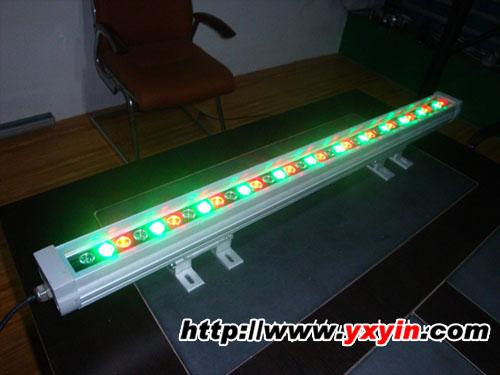 36W LED洗墙灯 七彩