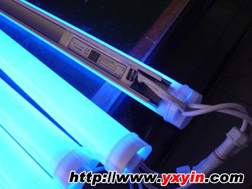 d50带铝合金槽led全彩数码管