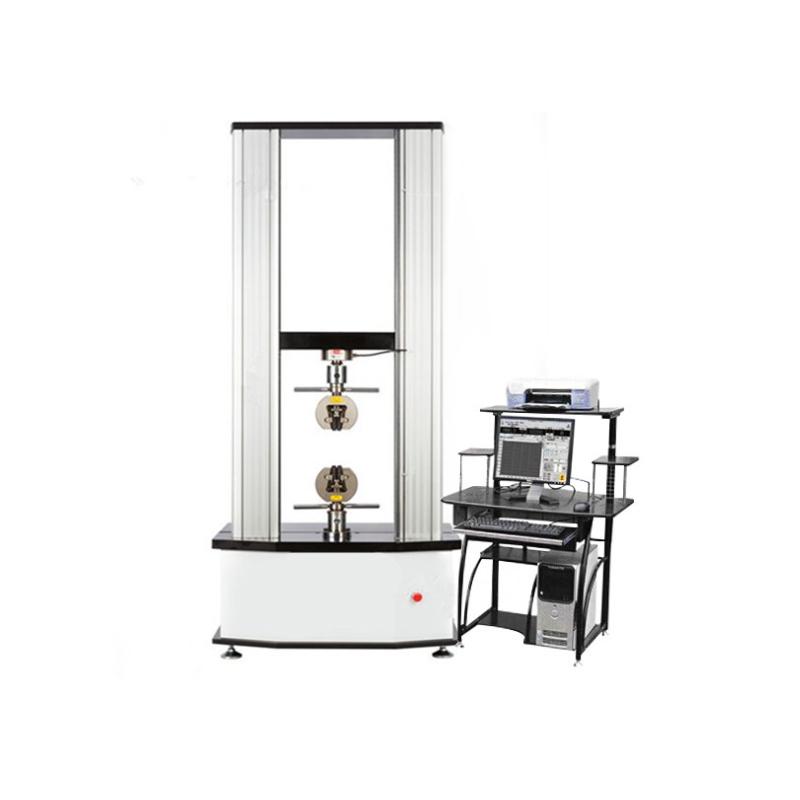 壓縮電子試驗機訂做_一一科學儀器_橡膠_30噸_建材專用