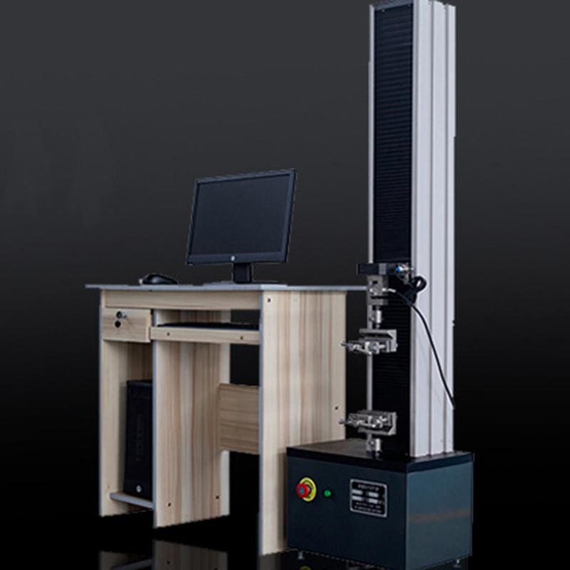 易操作電子試驗機原產地_一一科學儀器_剝離_拉伸_實驗專用_金屬